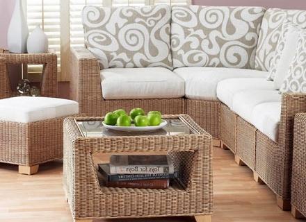 Мебели от ратан - удобство и стил