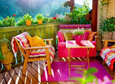 Да си направим градина...на балкона