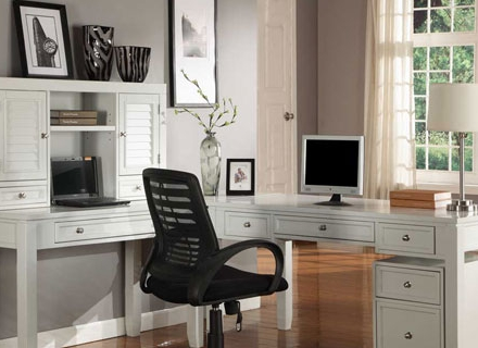 Как да си обособим офис вкъщи
