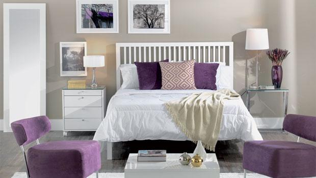 Люлякови нощи в спалнята