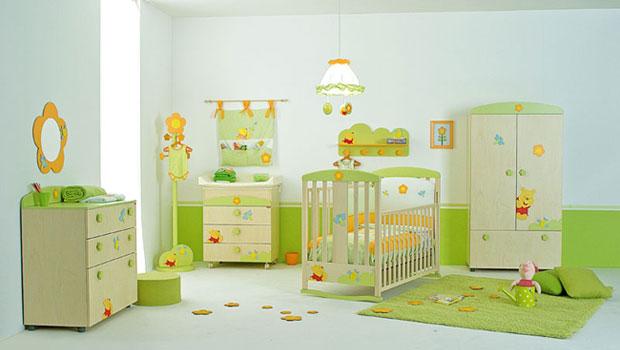 Всичко необходимо в обзавеждането на бебешката стая