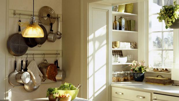 Обзавеждане и организация на малка кухня