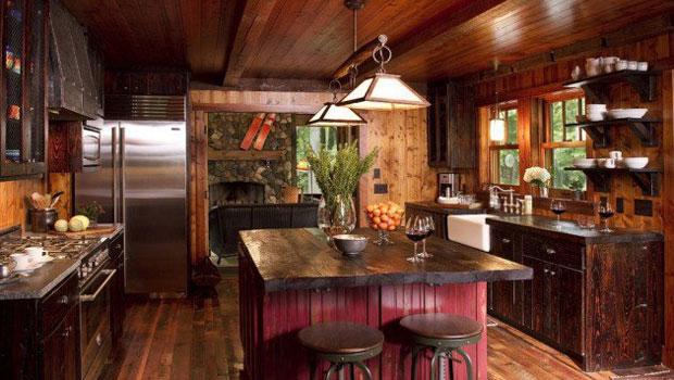 Кухни в рустикален стил