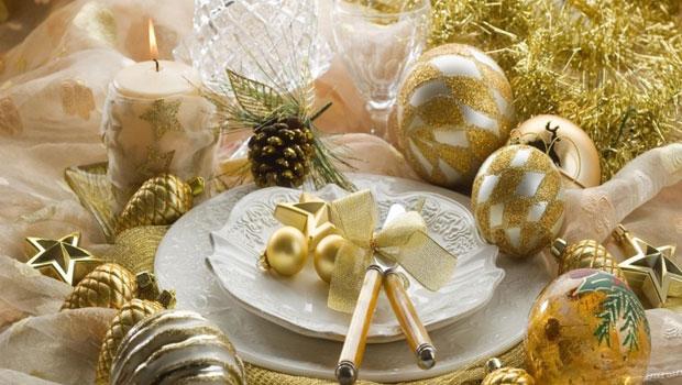 Коледа в златисто