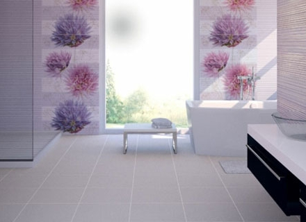 Цветни фантазии за банята