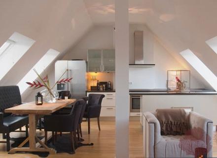 Предимства и недостатъци на таванския апартамент