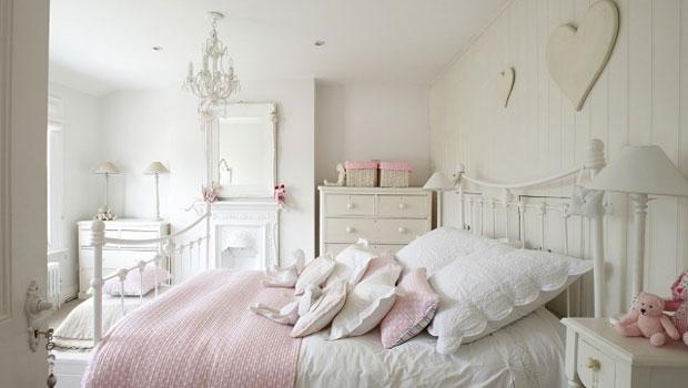 Ретро елегантност в красиви винтидж спални