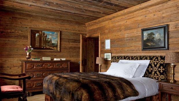 Рустик стил в спалнята - 1- ва част