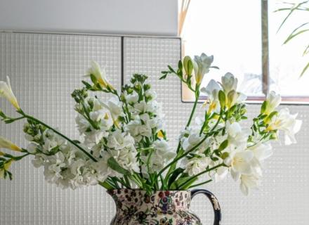 Цветя, подходящи за банята
