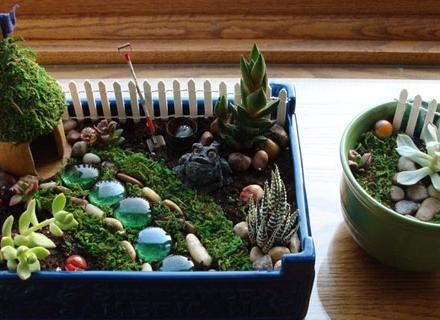 Мини градини у дома
