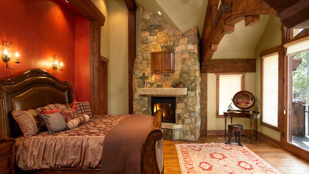 Рустик стил в спалнята - 2 - ра част