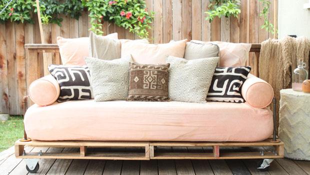Идеи за мебели от палети