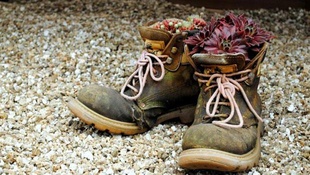 Нещо ново за старите обувки