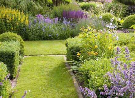 Пролетни аромати в градината