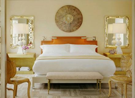 Нежни спални в бяло