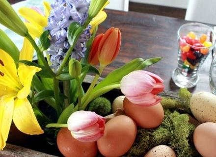 Лесни идеи за Великденска украса