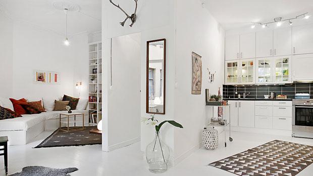 Едностаен апартамент обзаведен функционално и с вкус