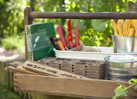 Задачи в градината през май