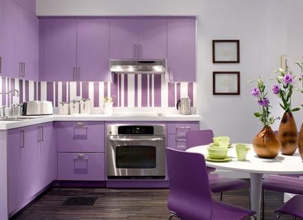 Дом в лилаво