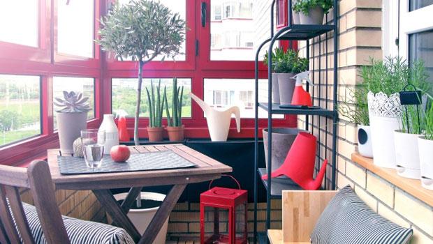 Съвети и идеи за малкия балкон