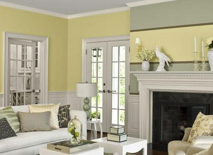 Трикове за правилен избор на цветове у дома