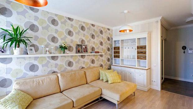 Интериорен дизайн на мансарда с площ 130 кв. м.