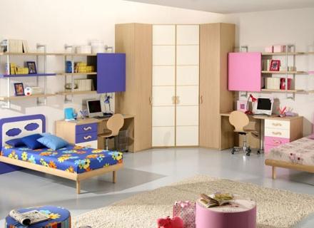 Обзавеждане на детска стая за момче и момиче