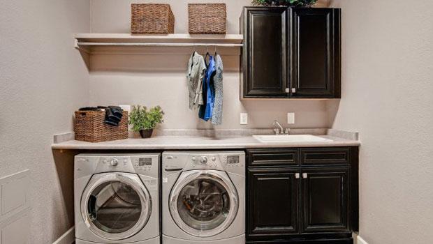 Къде да поставим пералнята и сушилнята