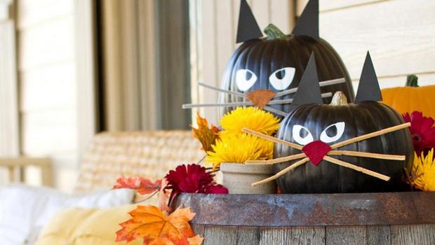 Да украсим дома за Хелоуин