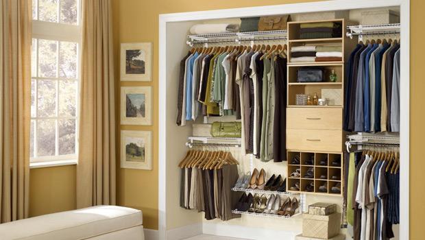 Оригинални идеи за алтернатива на гардероба у дома