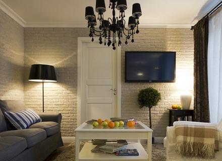 Модерен и компактен апартамент 56 кв. м.
