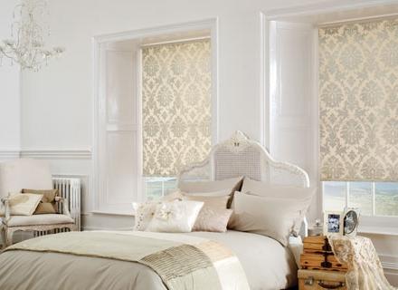 Романтична обстановка и спокоен сън с римски щори