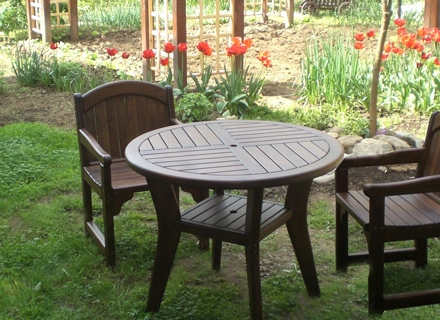 Индивидуалност и стил в градината