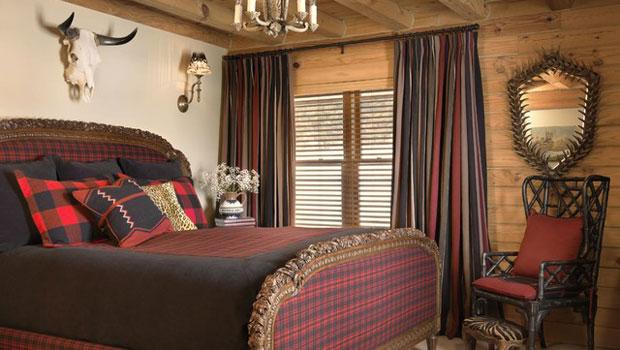 Рустик стил в спалнята - 3 - та част