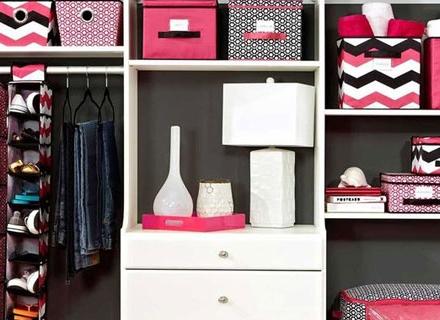 Идеи за съхранение на дрехи и обувки у дома