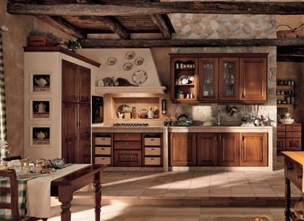 Кухня в рустик стил - неподправен уют