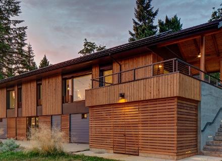 Домът на бъдещето - пасивна къща