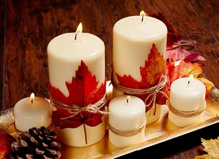 10 идеи за есенна украса