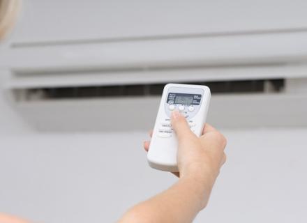 Как да се отопляваме с климатик