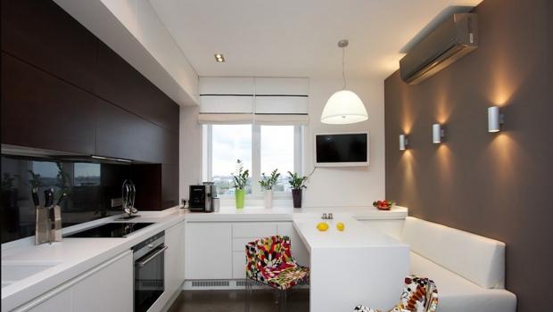 Да погледнем към тавана на кухнята