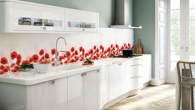 Нов облик на кухнята с принт стъкло - 2 -ра част