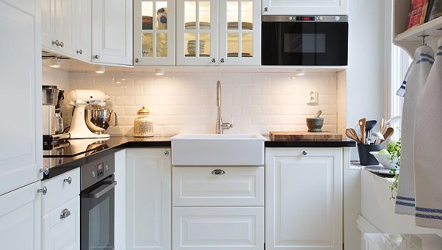 Как да почистваме кухненските шкафове