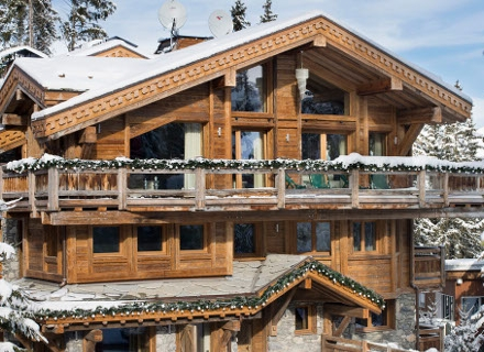 Стилът шале - къщи като от зимна приказка