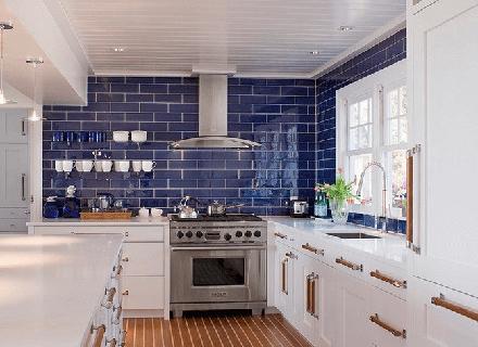 Бяло вдъхновение в кухнята