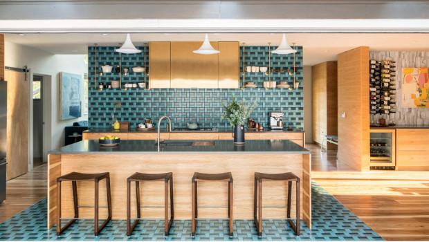 Дизайн на кухнята през 2017 година