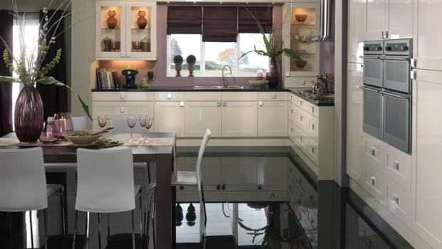 Каква подова настилка да изберем за кухнята и трапезарията