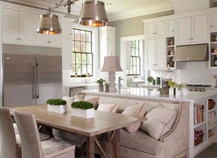 Как да изберем диван за кухнята