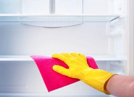 Как да изчистим хладилника за по - малко от 30 минути