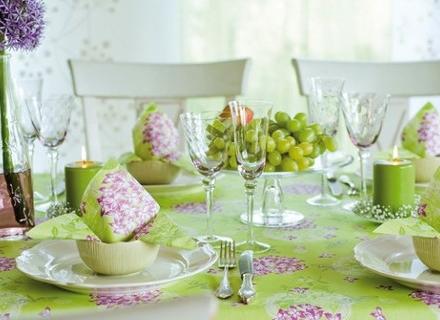 Да украсим дома с пролетно настроение