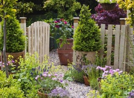Някои хитрости при оформянето на градината